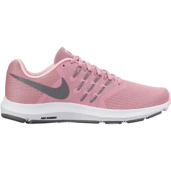 nike chaussure rose